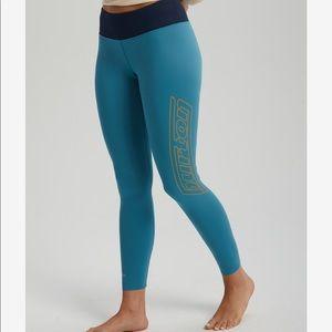 Burton Retro collection leggings